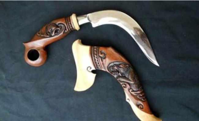 Senjata Tradisional Skin