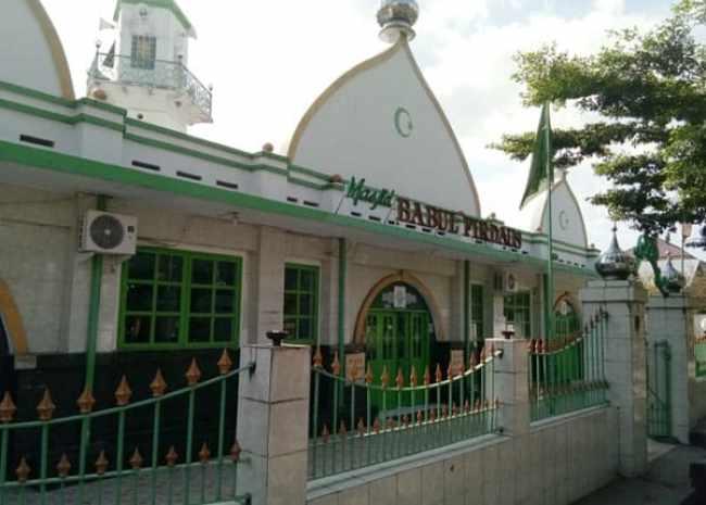 Masjid Jongaya