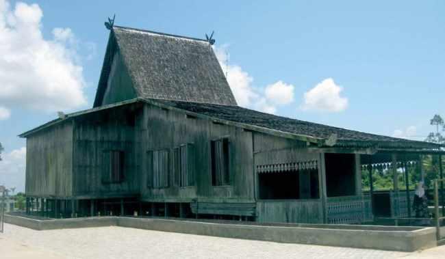 Gambar Rumah Baanjung