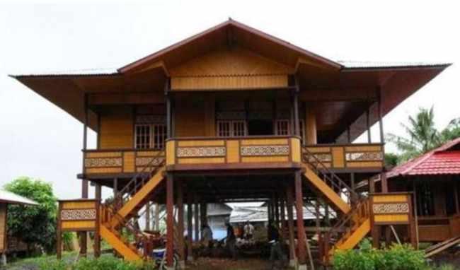 Rumah Adat Gorontalo