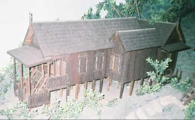 Rumah Palimbangan
