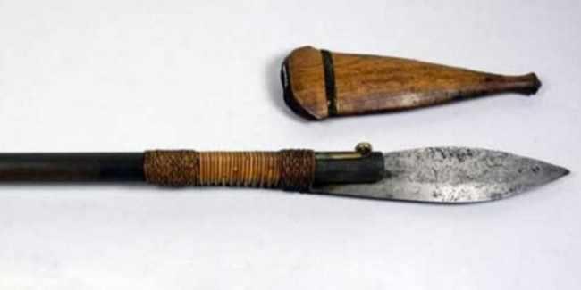 Senjata Tradisional Bujak
