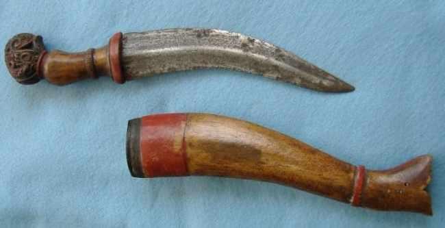 Senjata Tradisional Jambia