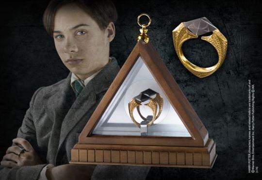 harry potter anello horcrux ufficiale