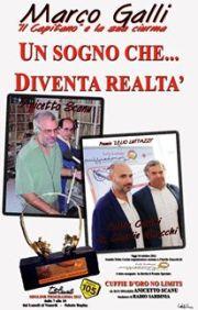 ANICETTO SCANU VINCITORE DEL PREMIO CUFFIE D'ORO OFF LIMITS 2012 Articolo di Rosetta Savelli