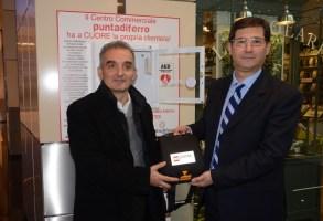 CS Defibrillatore all'IPER10 28-11-13