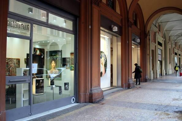 Steve Kaufman a Bologna in permanenza presso la Galleria Farini dal 27 settembre 2014 Articolo di Rosetta Savelli