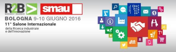 Research to Business 2016 a Bologna il 9 e 10 giugno 2016