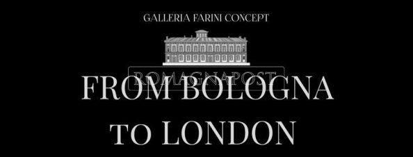 PREMIO GALLERIA FARINI CONCEPT PER LONDRA A PALAZZO FANTUZZI IL 30 GIUGNO 2018