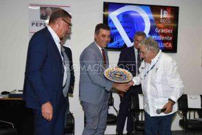 Pepe Mujica alla DECO52 30-08-18