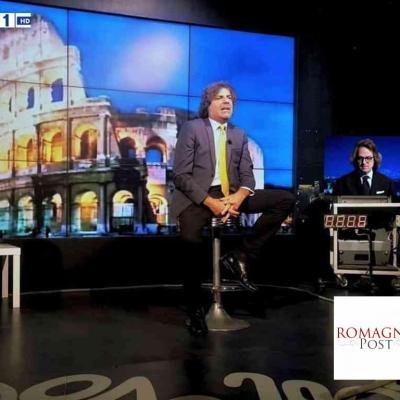 GIANCARLO BONOMO INTERVISTATO DA ROSETTA SAVELLI