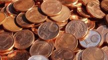 Pièces de monnaie et virus