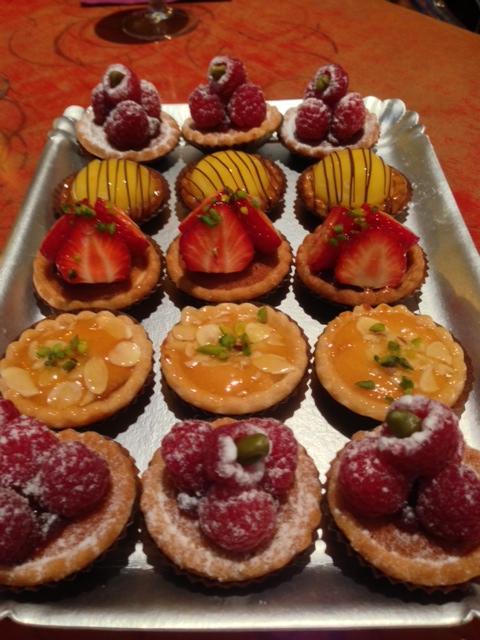 Le Valentin, salon de thé, pâtisserie, chocolaterie Paris Grands Boulevards