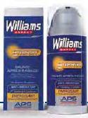 Williams - Baume Apr-s-Rasage Energy