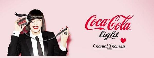 Coca-Cola Light - Chantal Thomass