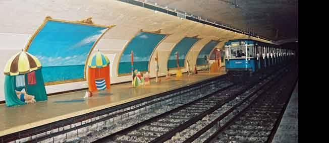 """Résultat de recherche d'images pour """"Les stations fantômes du métro de Paris"""""""