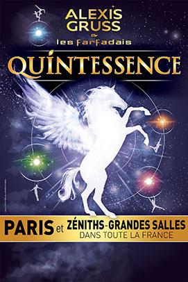 Quintessence spectacle Alexis Gruss et les Farfadais Paris 2016 2017