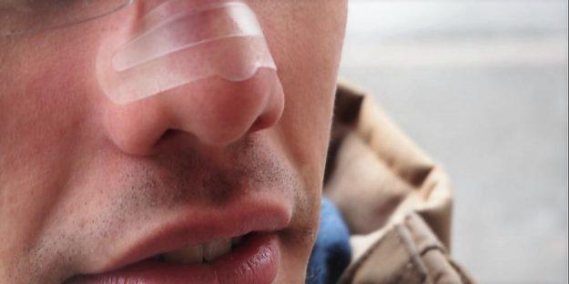 Bandelette nasales Nozoair Sport Test et avis
