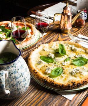 Biglove Caffè - Pizza sans gluten Pizzeria Paris - Credit photo Sébastien Pontoizeau