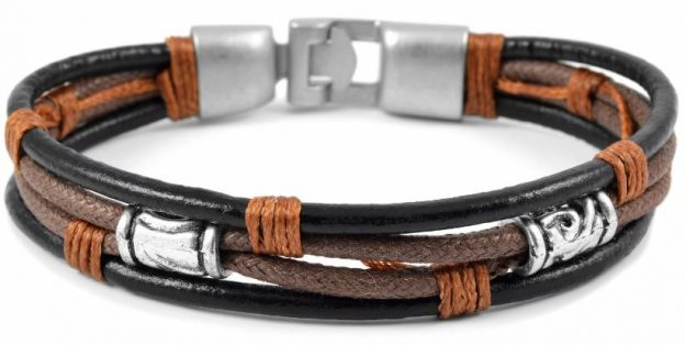vente moins chère moderne et élégant à la mode le dernier Tendance mode - Les bracelets pour homme — Romain-Paris