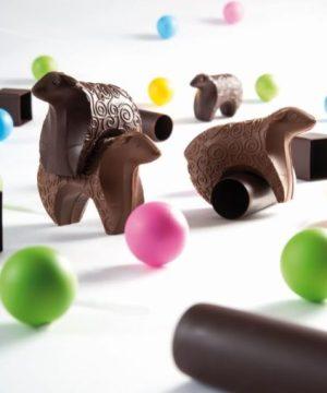 Cadeau chocolats de Pâques