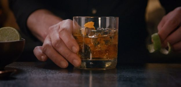 Cocktail ice glaçon cocktail