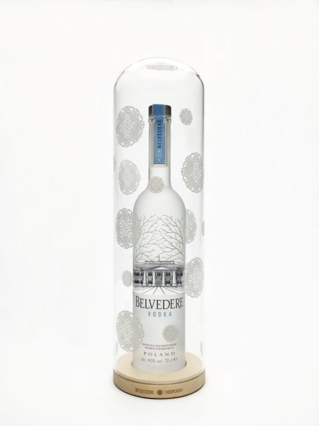 Coffret Belvedere Vodka