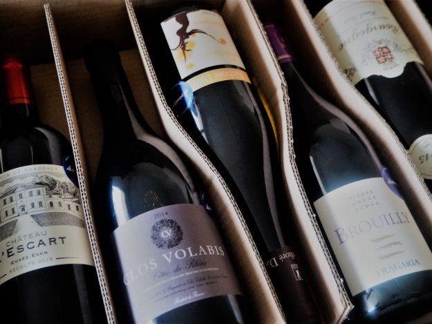 Concours coffret vins Monsieur SaintValentin-Pinot Bleu