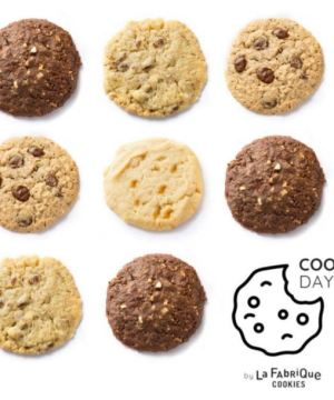 Dégustation gratuite de cookies à Paris - Cookie Day 12 septembre 2018