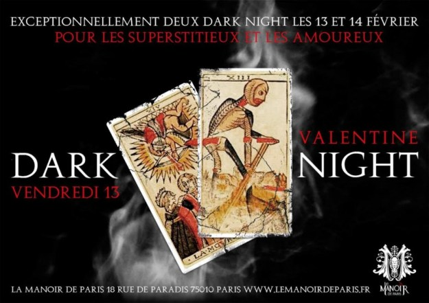 Darks Nights Manoir de Paris