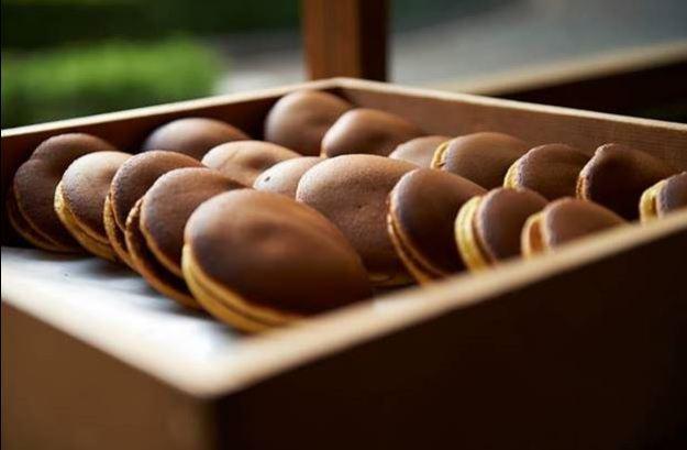 Dorayakis pâtisseries Japon