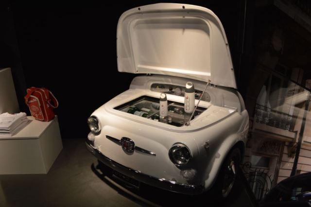 FIAT 500 Cinquino 1957