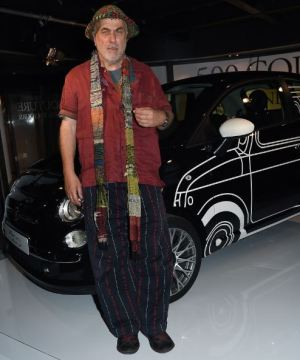 Fiat 500 Couture Ron Arad