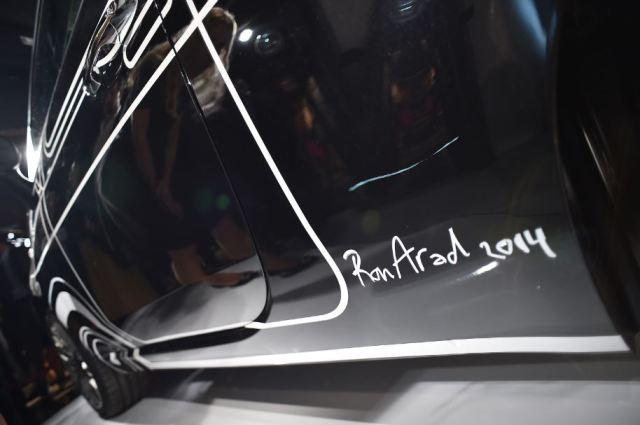 Fiat 500 par Ron Arad