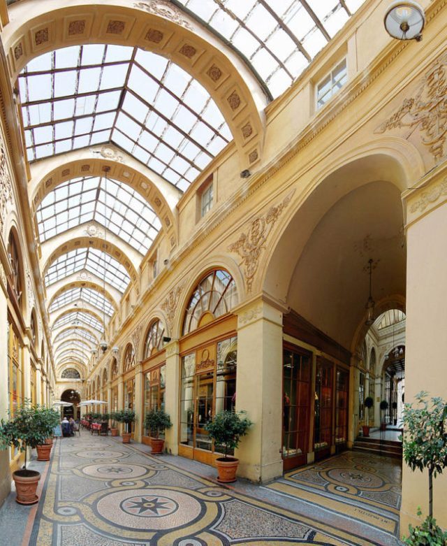 Galerie Vivienne Paris - Photo David Pendery - Wikipedia