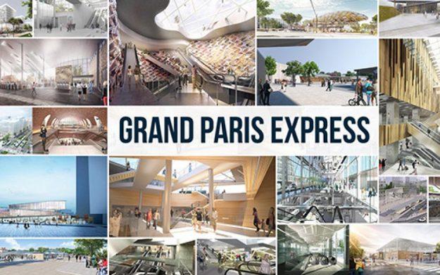 Gares Grand Paris Express