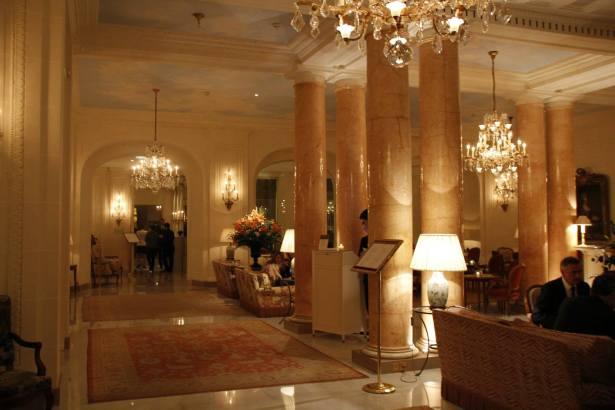 Hôtel Bristol Paris - Prix des Lumières 2015 - Photo Mitra Etemad