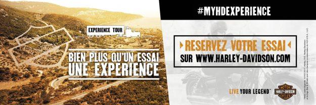 Harley Davidson Experience Tour 2017