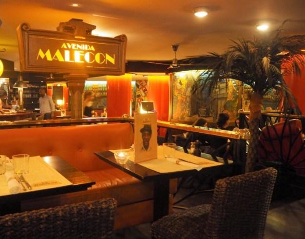Havanita Café Paris Bastille