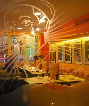 Havanita Café restaurant Paris Bastille