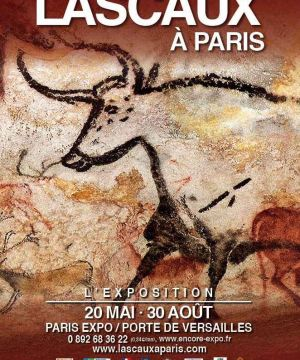 Lascaux à Paris, l'exposition internationale