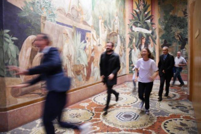 Les visites déguidées au Palais de la Porte Dorée, septembre 2017, Anne Volery © Palais de la Porte Dorée