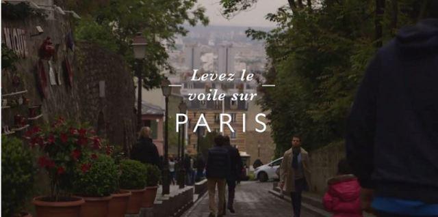 Levez le voile sur Paris
