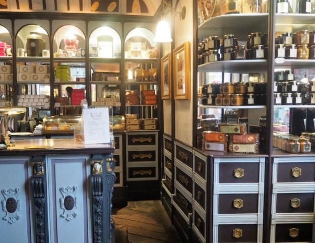 Méert boutique Paris Marais