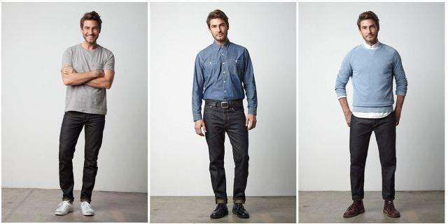 Mille façons de porter son jean