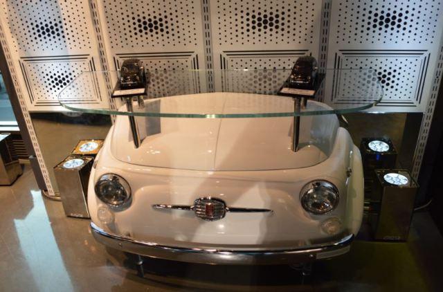 Voiture Miniatures Fiat