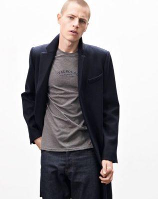Mode homme tee shirt Balibaris au Bon Marché Paris Sevre