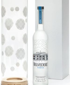 Noël Coffret Belvedere Vodka NeSpoon