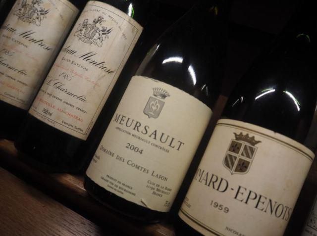 Bar à vins  Paris Ô Chäteau crus d'exception