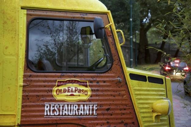 Old El Paso Food Truck Restaurante Paris